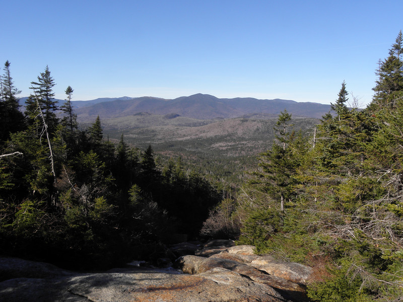 View from the end of Norcross