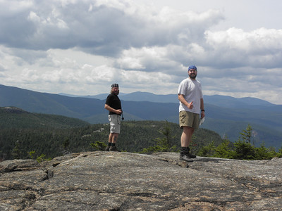 Brian and Joe on the SE knob