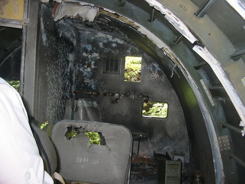 NE792 section next to toilet
