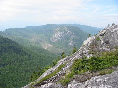 North Baldcap with Baldcap behind