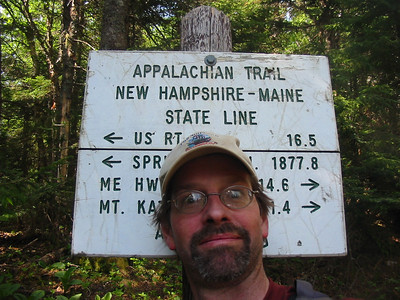Half my mind's in Maine, the others in NH