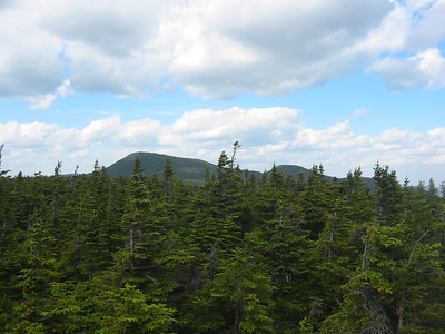 Goose Eye and South Peak