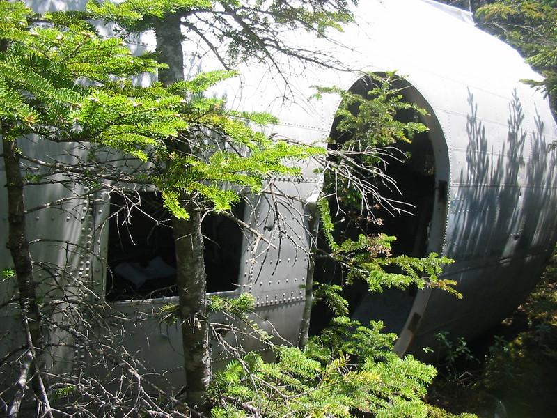 NE792 Rear section with main door
