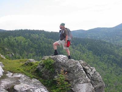 Joe conquers the Overlook