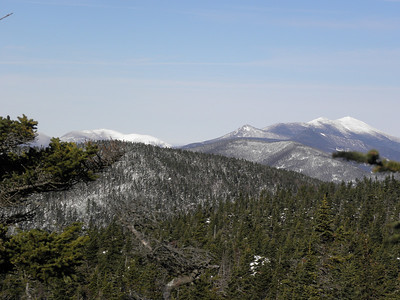 Cannon and Franconia Range