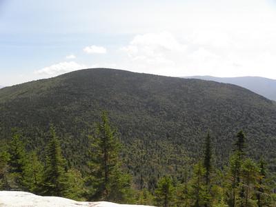 Terrace with Waumbek behind