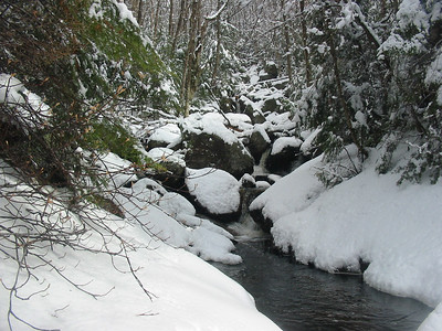 More water, and deeper snow