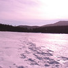 late afternoon over Lonesome Lake