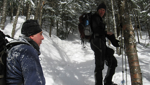 Hiking 2011