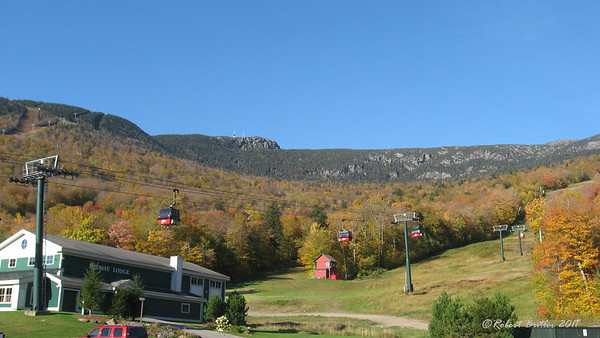 Mt. Mansfield/Weekend in VT