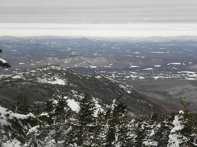 PatN. Tallest peaks at right at Teapot, Savage, VT Monadnock, West peak and Blue