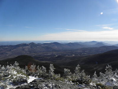 Baldfaces, double hump of Eastman, Sable, Chandler, Kearsarge North and the Doubleheads