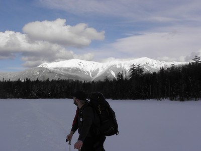 Lonesome Lake, 02-03 APR 2011