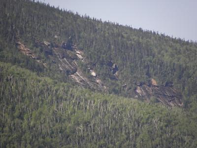 Slide on Scar Ridge
