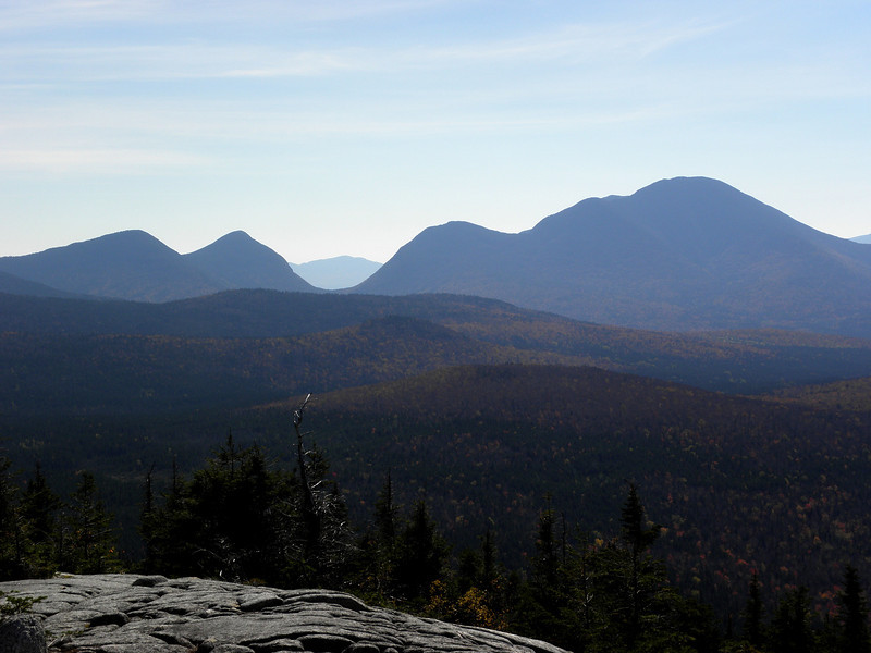 Carrigan Notch with Paugus behind