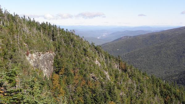 Looking across the Wildcat slope