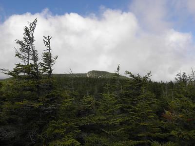 Ledges on Zealand Ridge