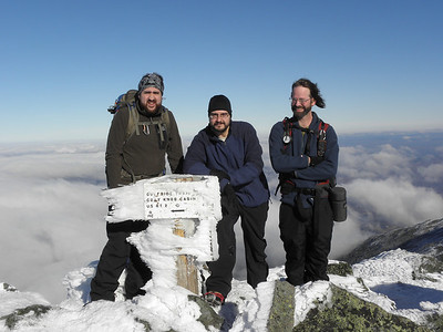 28 years after the first attempt, I summit Adams