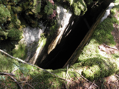 Holy crap, at least 15 feet deep