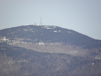 Kearsarge summit