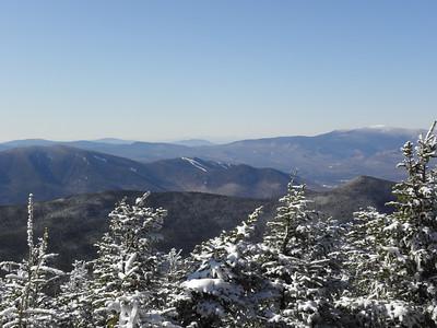 Scar Ridge, Loon and Black