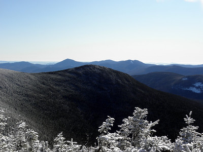 Passaconaway, Whiteface and the Tripyramids from N Hancock
