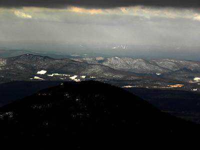 West Mountain Ski Area in NY