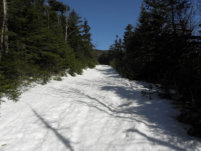 Ridgeline ahead