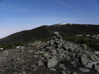 Mt Moosilauke, one mile away