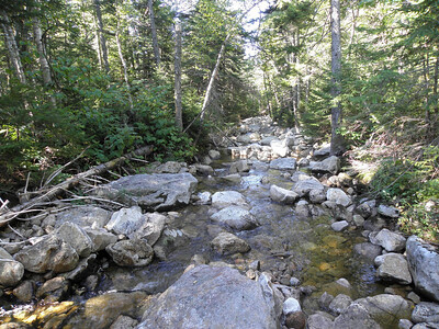 Second stream crossing