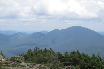 The ever changing Carrigan Notch view