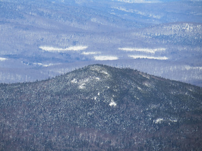 Millen Hill summit