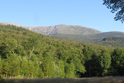 Huntington Ravine and Nelson Crag from PNVC