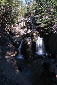 Lots of little cascades