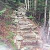 very nice stone stairs
