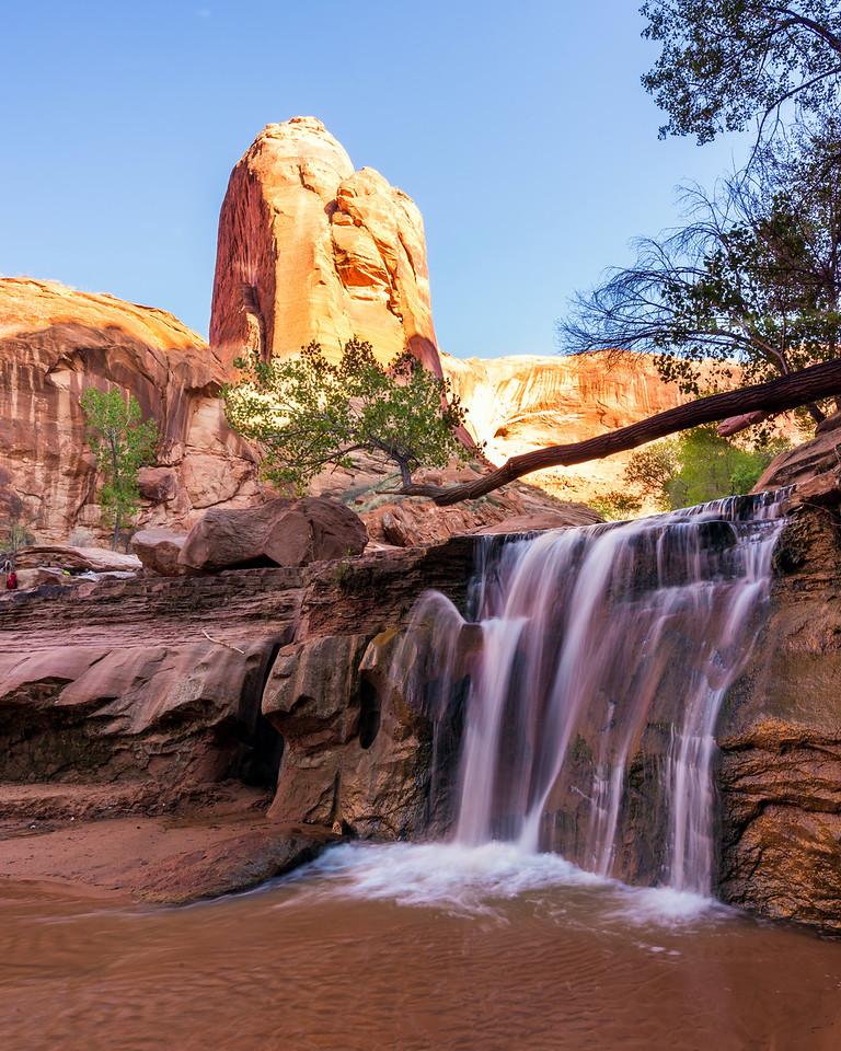 Falls near Cliff Arch.