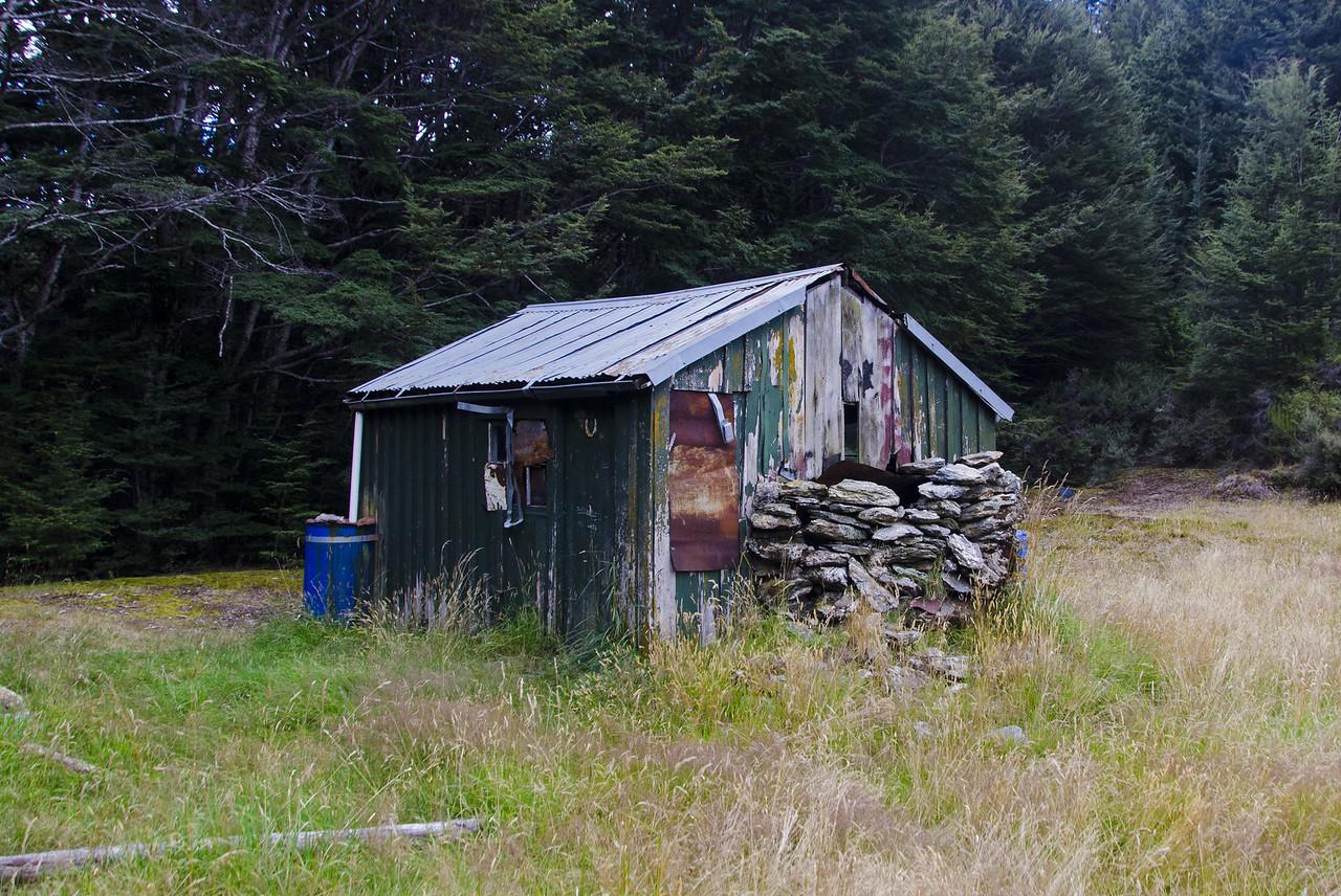 25 Mile Hut