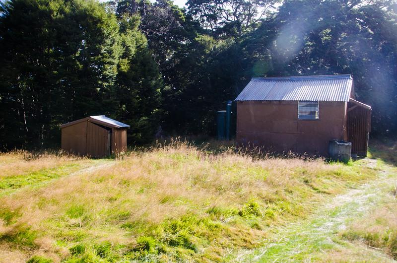 Old Aparima Hut