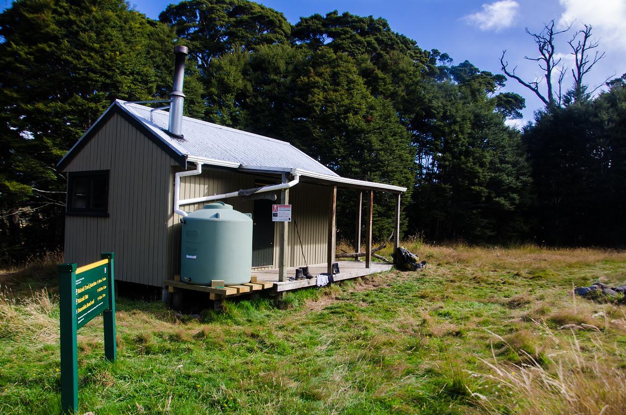 New Aparima Hut