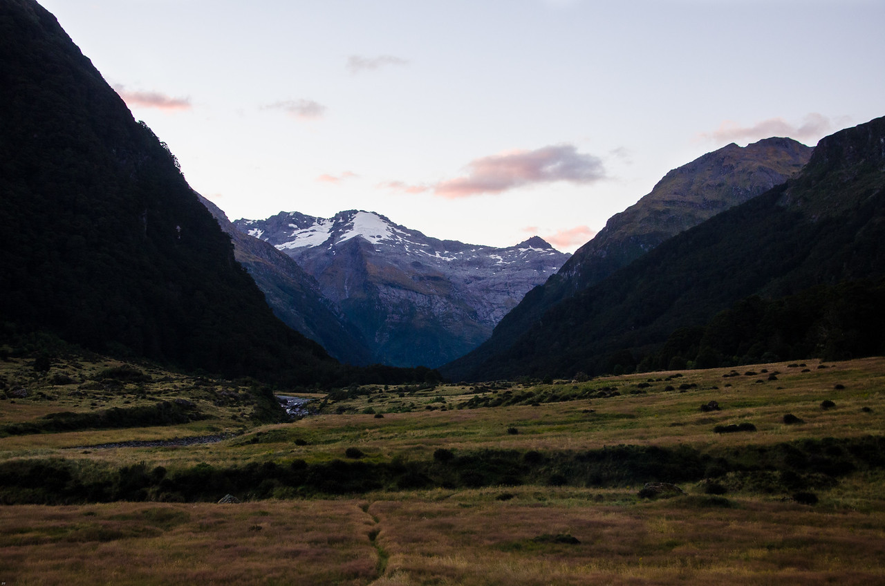 Siberia Valley and Mt Despair