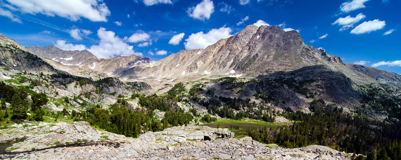 Whitetail Peak, Absaroka-Beartooth Wilderness, Montana