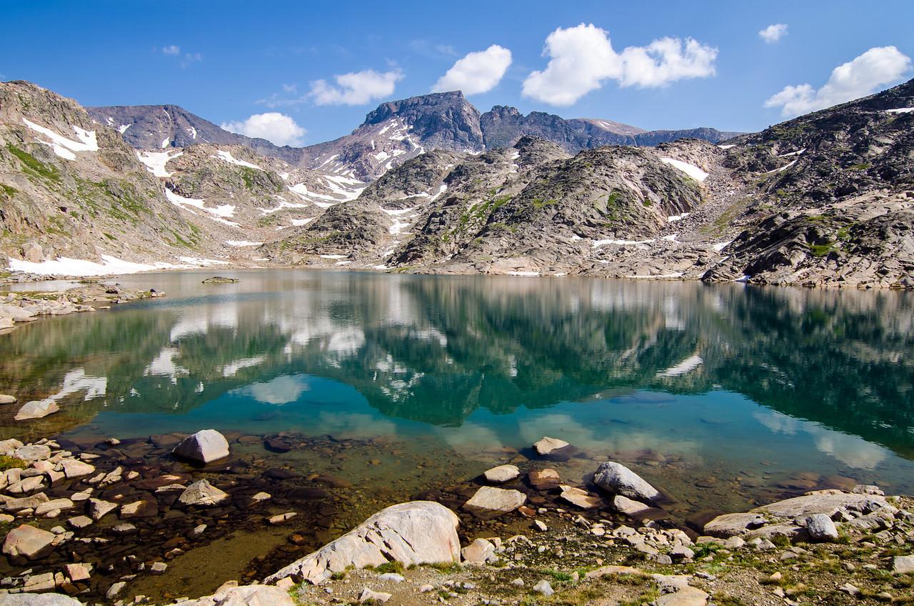 Lake 10580 feeling reflecty