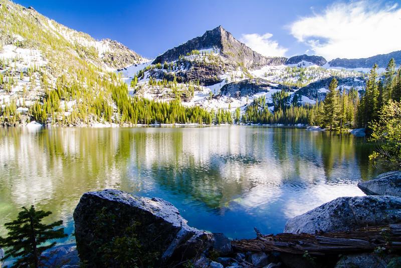 The Guardian and Canyon Lake