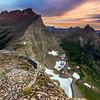 Sunrise from Triple Divide Peak