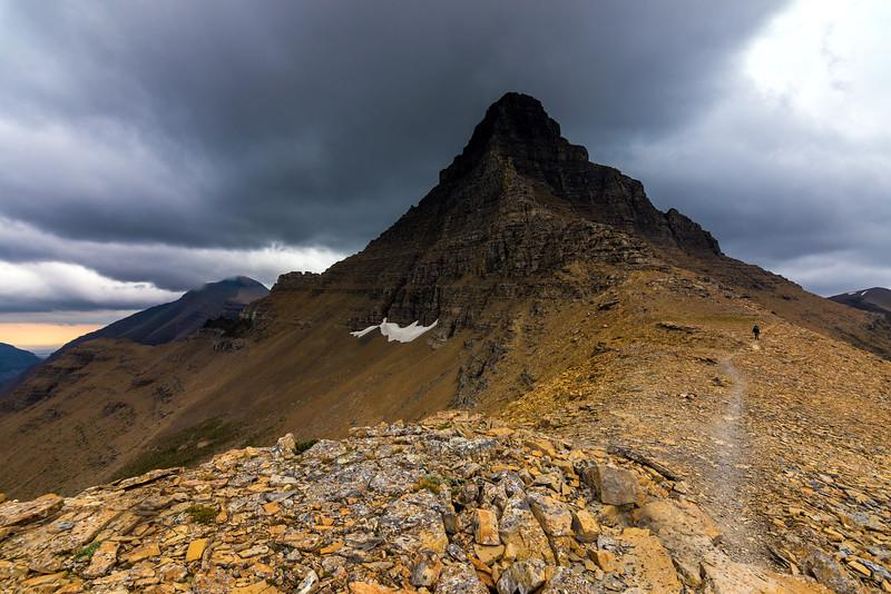Jim and Flinsch Peak