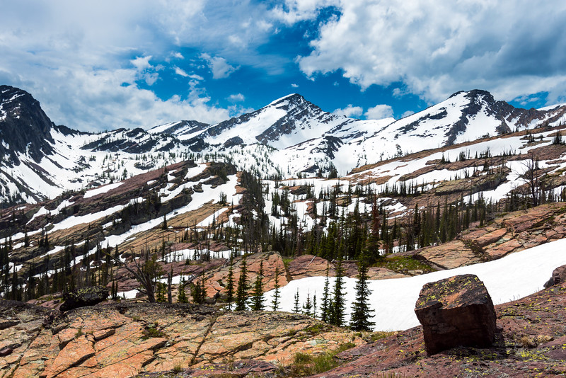 Mountaineer Peak