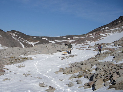 Goat Rocks Wilderness - Old Snowy Mt.