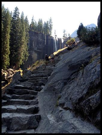 Yosemite - Mist Falls Trail