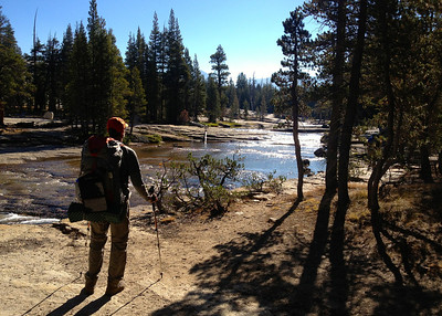 Yosemite NP - Lyle Fork