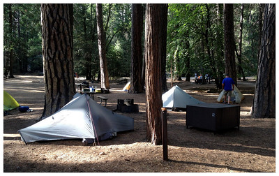 Yosemite Valley - Camp